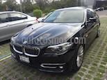 Foto venta Auto Seminuevo BMW Serie 5 528iA Luxury Line (2016) color Gris Sophisto precio $530,000