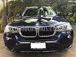 Foto venta Auto usado BMW X3 sDrive20iA (2016) color Azul Monaco precio $429,500