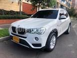 Foto venta Carro Usado BMW X3 xDrive 20d (2016) color Blanco Alpine precio $115.900.000