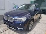 Foto venta Auto Seminuevo BMW X3 xDrive28iA X Line (2016) color Azul Mar precio $425,500
