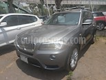 Foto venta Auto Seminuevo BMW X3 xDrive35iA Top (2012) color Gris Space precio $299,000
