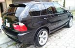 Foto venta Auto Seminuevo BMW X5 4.4ia Formula 1 (2003) color Negro Profundo precio $99,900
