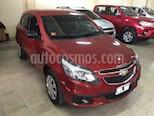 Foto venta Auto Usado Chevrolet Agile 1.4 LS (2014) color Bordo precio $250.000