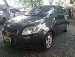 Foto venta Carro usado Chevrolet Aveo Emotion 4P 1.6L  (2013) color Gris Galapagos precio $25.000.000