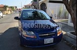 Foto venta Auto Usado Chevrolet Aveo Emotion Advance (2008) color Azul precio u$s9.000
