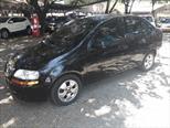 Foto venta Carro usado Chevrolet Aveo Family 1.5L (2011) color Negro Tinta precio $21.500.000