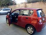 Foto venta Auto usado Chevrolet Aveo 1.4L LS  Ac (2010) color Rojo Burdeos precio $3.000.000