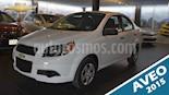 Foto venta carro Usado Chevrolet Aveo 1.6 (2016) color Blanco precio BoF19.150.000
