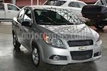 Foto venta carro usado Chevrolet Aveo 1.6 color Plata precio BoF20.608.658