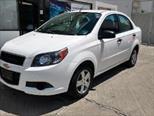 Foto venta carro usado Chevrolet Aveo 1.6L (2015) color Blanco Arena precio u$s680.000.000