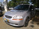 Foto venta Carro usado Chevrolet Aveo 1.6L (2012) color Plata precio $22.000.000