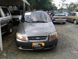 Foto venta Carro usado Chevrolet Aveo 1.6L (2009) color Gris Oscuro precio $20.500.000