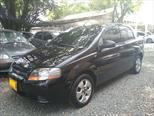 Foto venta Carro usado Chevrolet Aveo 1.6L (2012) color Negro precio $22.500.000