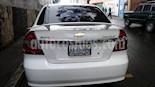 Foto venta carro Usado Chevrolet Aveo 1.6L (2012) color Blanco precio u$s3.600
