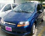 Foto venta carro usado Chevrolet Aveo 3P 1.6 AA Mec (2008) color Azul precio u$s2.800