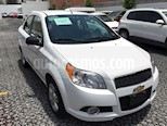 Foto venta Auto Seminuevo Chevrolet Aveo AVEO PAQ E (2017) color Blanco precio $175,000