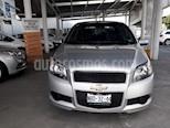 Foto venta Auto Usado Chevrolet Aveo F (2017) color Plata precio $169,000