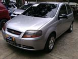 Foto venta Carro Usado Chevrolet Aveo FIVE (2009) color Plata Escuna precio $20.500.000