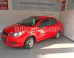 Foto venta Auto Seminuevo Chevrolet Aveo LS Aa radio (Nuevo) (2016) color Rojo Victoria precio $135,000