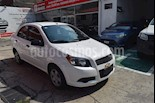 Foto venta Auto Seminuevo Chevrolet Aveo LS Aa radio (Nuevo) (2017) color Blanco precio $122,000