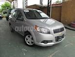 Foto venta Auto Usado Chevrolet Aveo LS Aa Radio Aut (Nuevo) (2016) color Plata precio $147,300