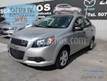 Foto venta Auto Seminuevo Chevrolet Aveo LS Aa Radio Aut (Nuevo) (2016) color Plata Brillante precio $135,000