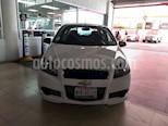 Foto venta Auto Seminuevo Chevrolet Aveo LS Aa Radio Aut (Nuevo) (2016) color Blanco precio $112,001