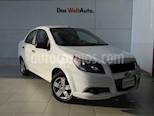 Foto venta Auto Usado Chevrolet Aveo LS Aa (2016) color Blanco precio $135,000