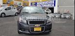 Foto venta Auto Seminuevo Chevrolet Aveo LS Aa (2017) color Gris Acero precio $143,900