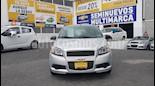 Foto venta Auto Seminuevo Chevrolet Aveo LS Aa (2014) color Plata precio $108,900