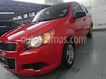 Foto venta Auto Seminuevo Chevrolet Aveo LS Aa (2016) color Rojo Victoria precio $110,000