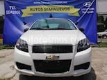 Foto venta Auto Seminuevo Chevrolet Aveo LS Aut (2016) color Blanco precio $110,000