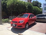Foto venta Auto Seminuevo Chevrolet Aveo LS Aut (2016) color Rojo precio $135,900