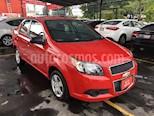 Foto venta Auto Seminuevo Chevrolet Aveo LS (2014) color Rojo Victoria precio $115,000