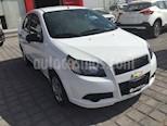 Foto venta Auto Seminuevo Chevrolet Aveo LS (2016) color Blanco precio $143,000