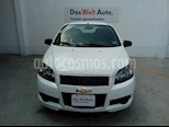 Foto venta Auto Seminuevo Chevrolet Aveo LS (2016) color Blanco precio $139,000