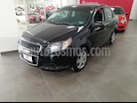 Foto venta Auto Seminuevo Chevrolet Aveo LS (2016) color Negro precio $124,000