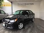 Foto venta Auto Seminuevo Chevrolet Aveo LS (2017) color Negro Grafito precio $150,000