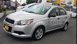 Foto venta Auto Seminuevo Chevrolet Aveo LS (2014) color Plata precio $105,900