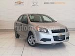 Foto venta Auto Seminuevo Chevrolet Aveo LS (2016) color Plata precio $135,000