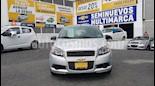 Foto venta Auto Seminuevo Chevrolet Aveo LS (2014) color Plata precio $108,000