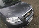 Foto venta Auto Usado Chevrolet Aveo LT 1.4 5P Ac  (2014) color Gris precio $4.000.000