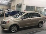 Foto venta Auto Seminuevo Chevrolet Aveo LT Aut (2014) color Cafe precio $129,000