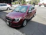 Foto venta Auto Seminuevo Chevrolet Aveo LT Aut (2015) color Rojo precio $124,000