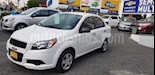 Foto venta Auto Seminuevo Chevrolet Aveo LT L4/1.6 Aut (2016) color Blanco precio $138,900