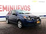 Foto venta Auto Seminuevo Chevrolet Aveo LT (2015) color Azul precio $135,000