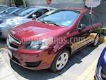 Foto venta Auto Seminuevo Chevrolet Aveo LT (2017) color Rojo Tinto precio $185,000