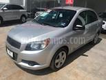 Foto venta Auto Seminuevo Chevrolet Aveo LT (2014) color Plata precio $113,000