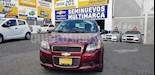 Foto venta Auto usado Chevrolet Aveo LT (2016) color Rojo precio $135,900