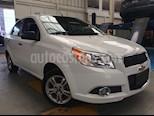 Foto venta Auto Usado Chevrolet Aveo LTZ Aut (2015) color Blanco precio $160,000